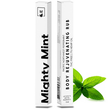 Load image into Gallery viewer, Mighty Mint CBD Body Rejuvenating Pen