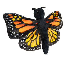 Load image into Gallery viewer, Monarch Butterfly Plushie