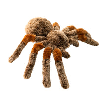 "Load image into Gallery viewer, 9"" Brown Tarantula"