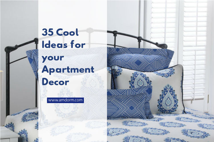 35 Cool Ideas for your Apartment Decor