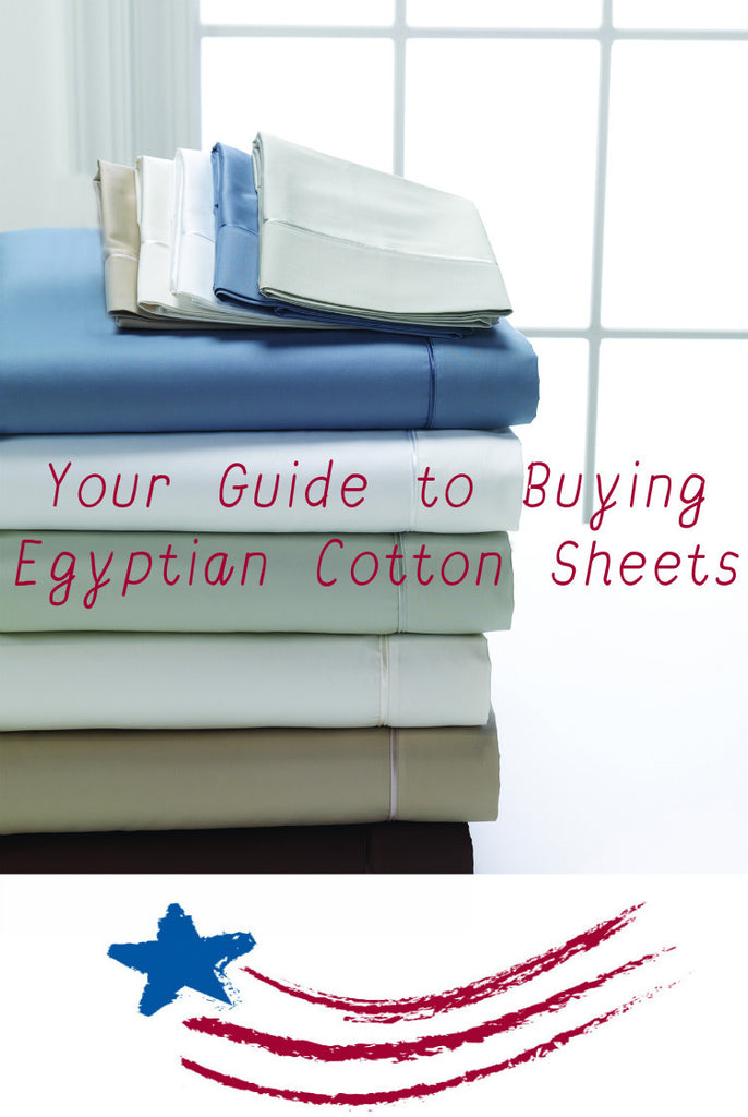 Your Guide to Buying Egyptian Cotton Bedding