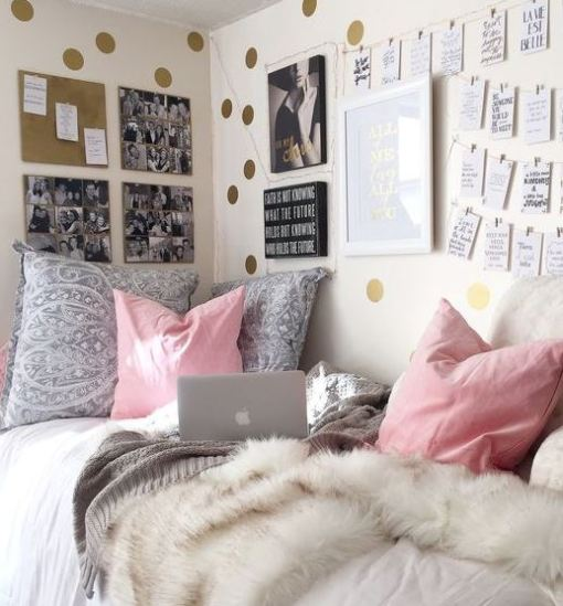 Dorm Decor Ideas and Planning Checklist