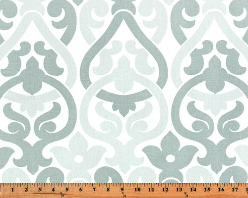 Snowy Alexa Fabric by the Yard