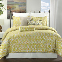 Geometric Yellow Bedding | 199.99 + up