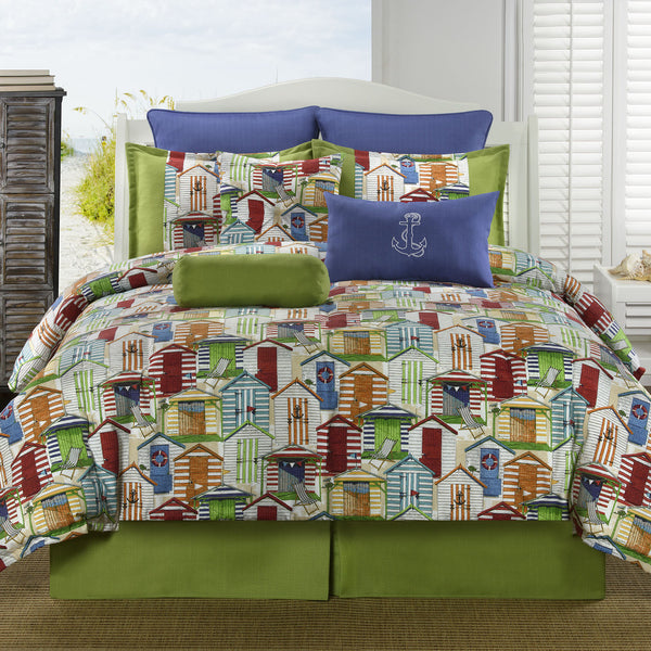 Sea Side Bedding Set