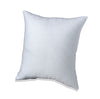 Powder Blue Houndstooth Accent Pillow