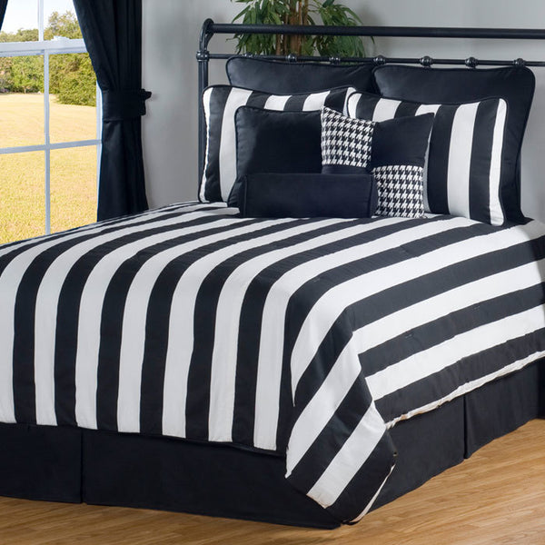 City Stripe Bedding Set