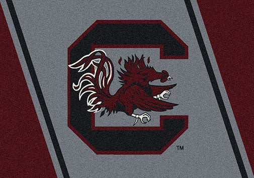 University of South Carolina Spirit Rug