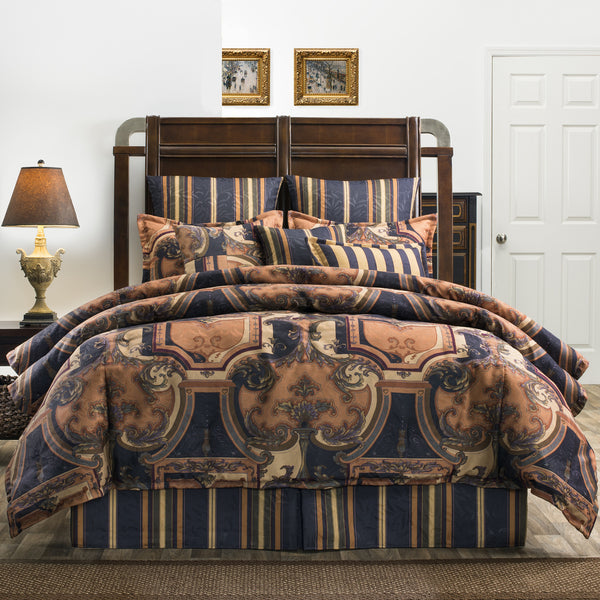 Cordoba Jacquard Bedding Set