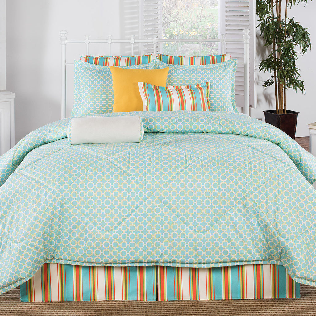 Grenada Comforter Set by Victor Mill