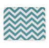 Turquoise Wide Chevron Headboard by American Made Dorm