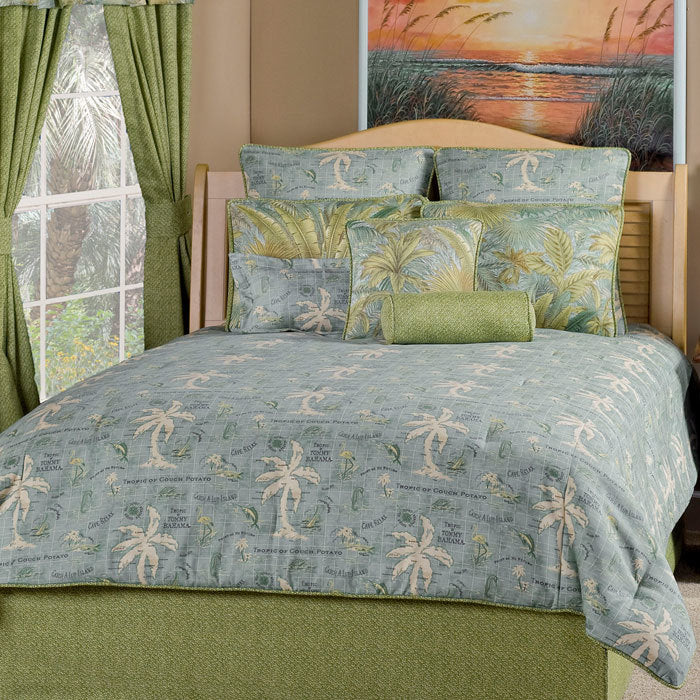 Island Song Surf Bedding Set