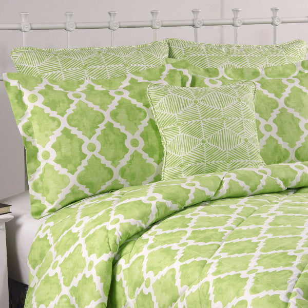 Kiwi Madrid Dorm Bedding Set