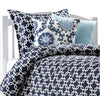 Navy Metro Bedding by American Made Dorm