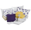 Girly Purple Dandelion College  Dorm Bundle by American Made Dorm & Home