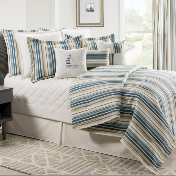 Savannah Stripe Bedding Set