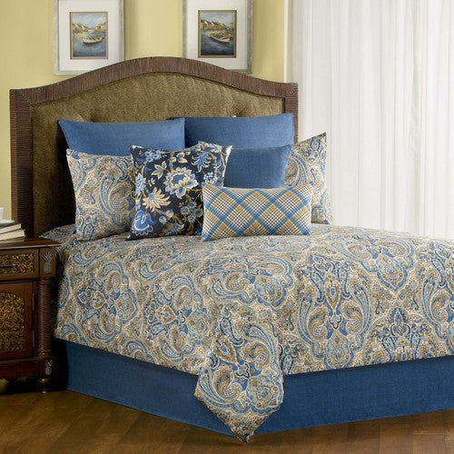 Sterling Damask Bedding Set