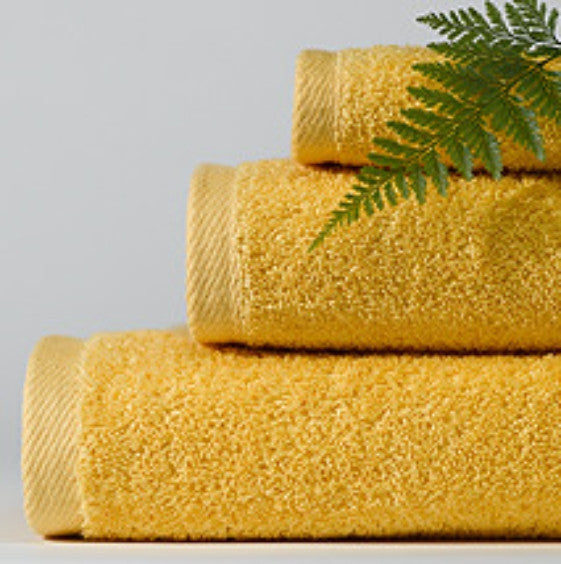 Made In Usa Towels Towel Sets Yellow Bath Towels