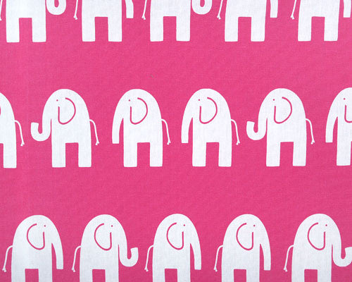 Hot Pink Elephants from Liz and Roo