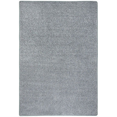 Solid Gray Rug by Milliken