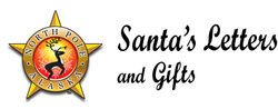 Santa's Letters and Gifts  - North Pole Alaska Logo
