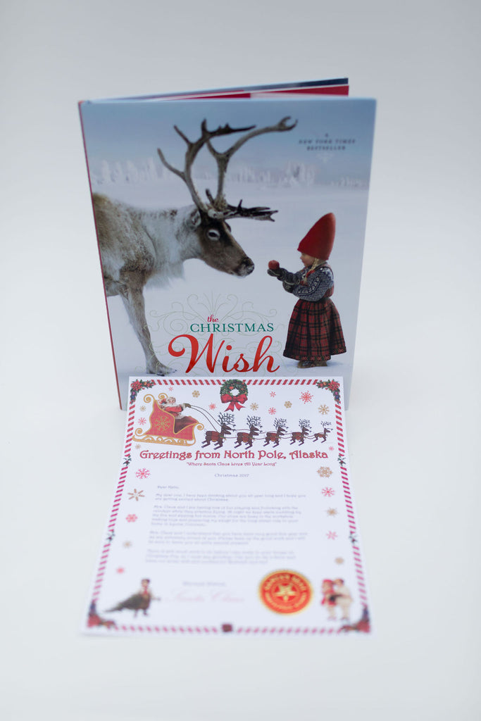 Santa Letter and Book Packages