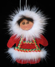 Load image into Gallery viewer, Eskimo Ornaments - santaslettersandgifts