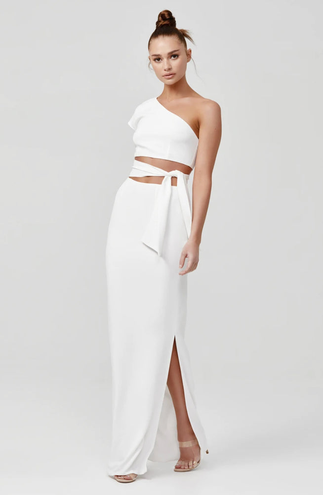 Arianna Dress White by Lexi