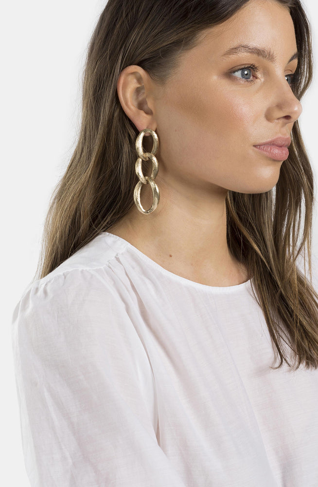 Envy Earrings by Kitte