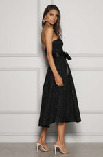 Patricia Black Dress by Elle Zeitoune