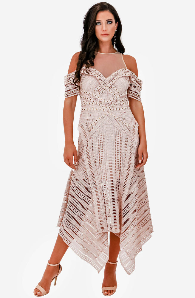 Sand Dunes Dress by Thurley
