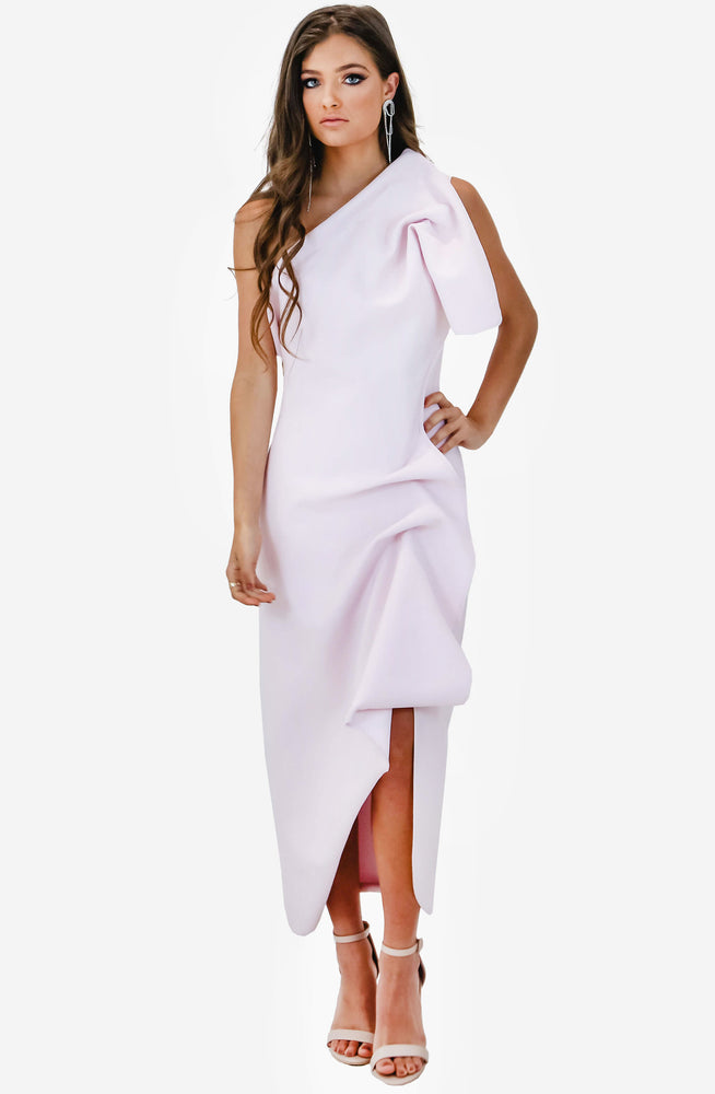 Crawford Blush Dress by Acler