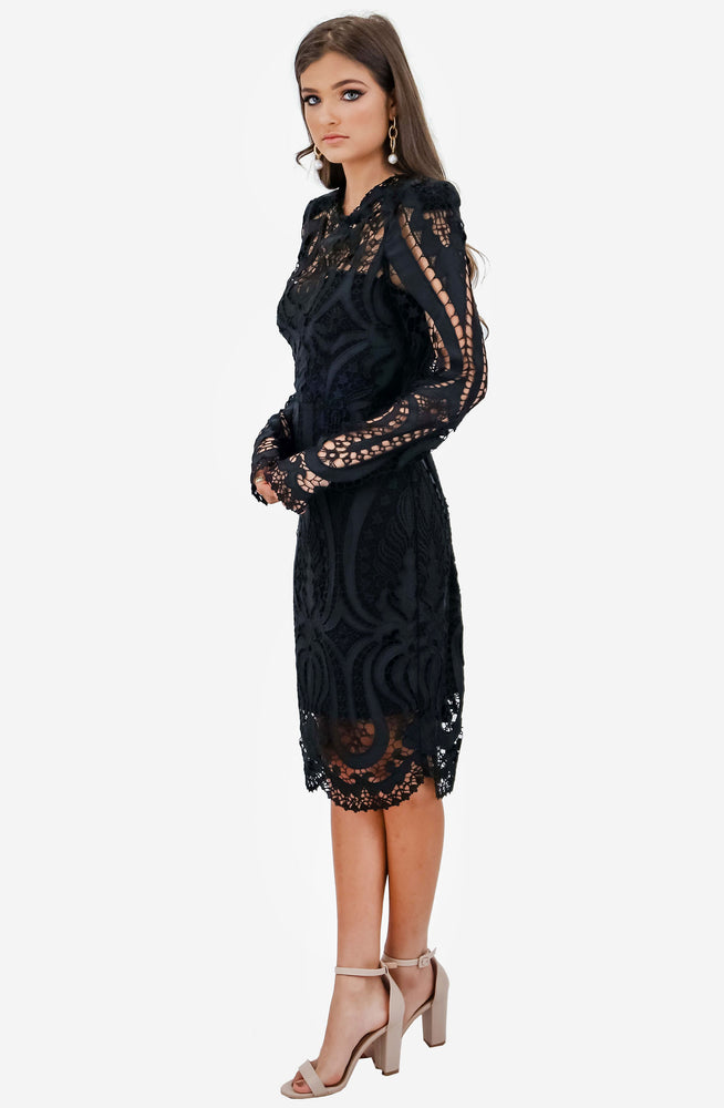 Serpentine Dress by Thurley