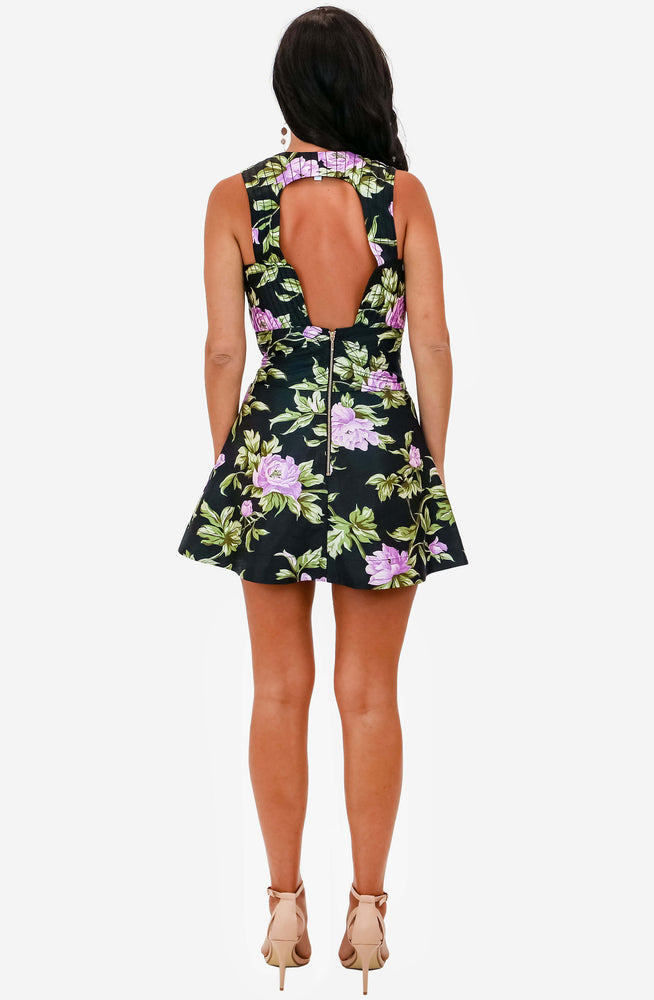 Wild Flowers Dress Sample by Alice McCall