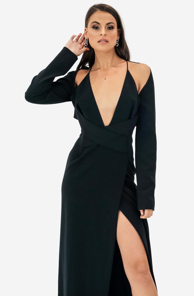 Floating Harness Gown by Dion Lee
