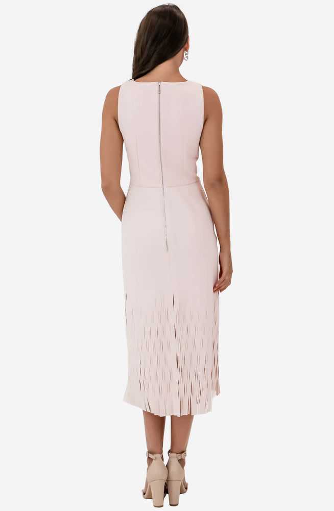 Shadow Perf Frost Pink Dress by Dion Lee