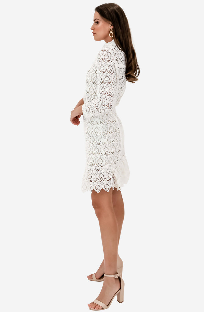 Romily Lace Two Piece Set by We Are Kindred