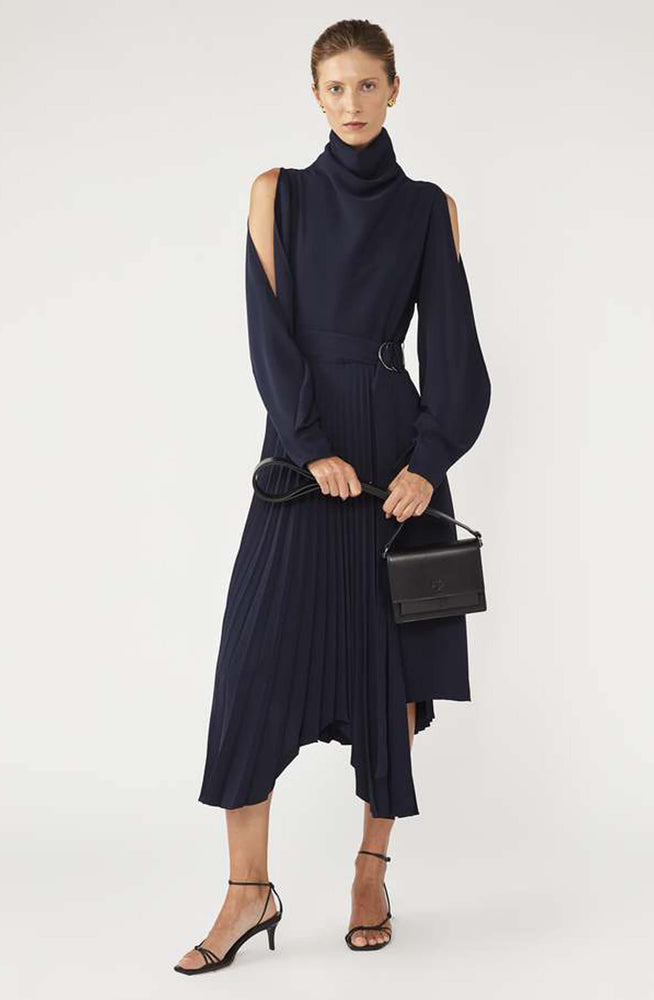 Piper Dress Navy by Camilla and Marc
