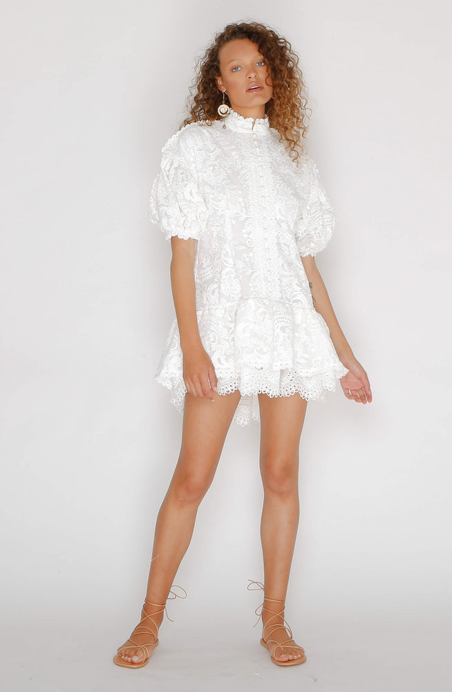 Ramonic Lace Dress by IXIAH