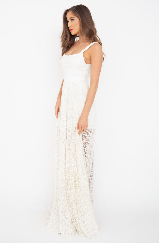 Hattie Maxi by Rachel Gilbert