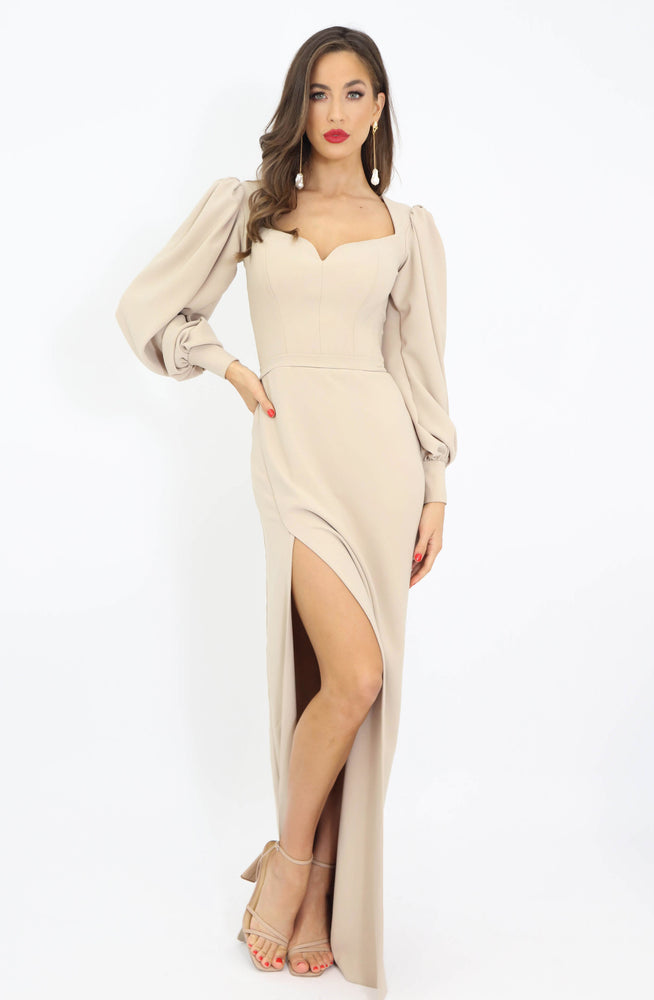 Serenity Nude Dress by HSH
