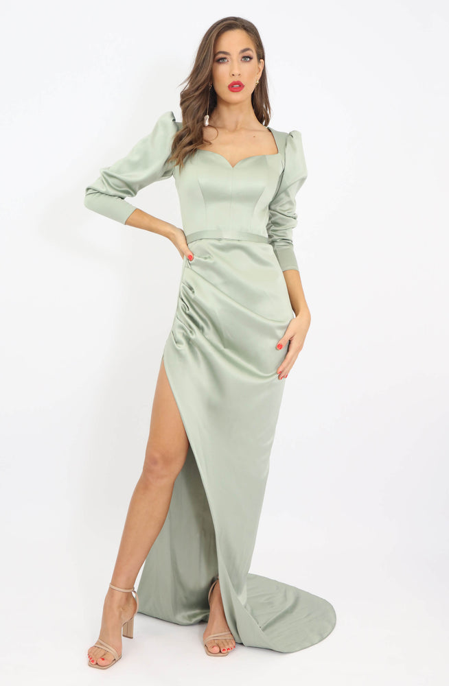 The Minty Dress by HSH