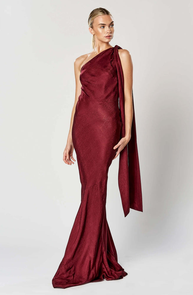 Virtue Maxi Dress Wine by Winona