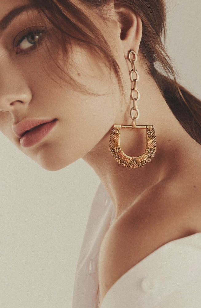 Eros Earrings by Balyck
