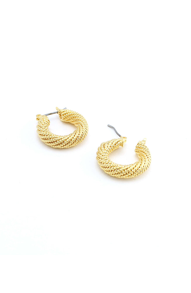 Romy Hoops by Jolie & Deen