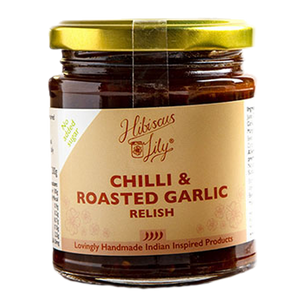 Chilli Relish with Roasted Garlic