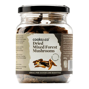 Cooks & Co Dried Forest Mushrooms