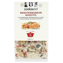 Load image into Gallery viewer, Cooks & Co Mediterranean Risotto