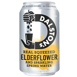 Dalstons Fizzy Elderflower 330ml