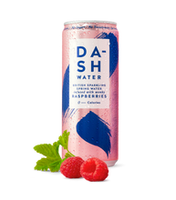 Load image into Gallery viewer, Dash Sparkling Raspberry 330ml